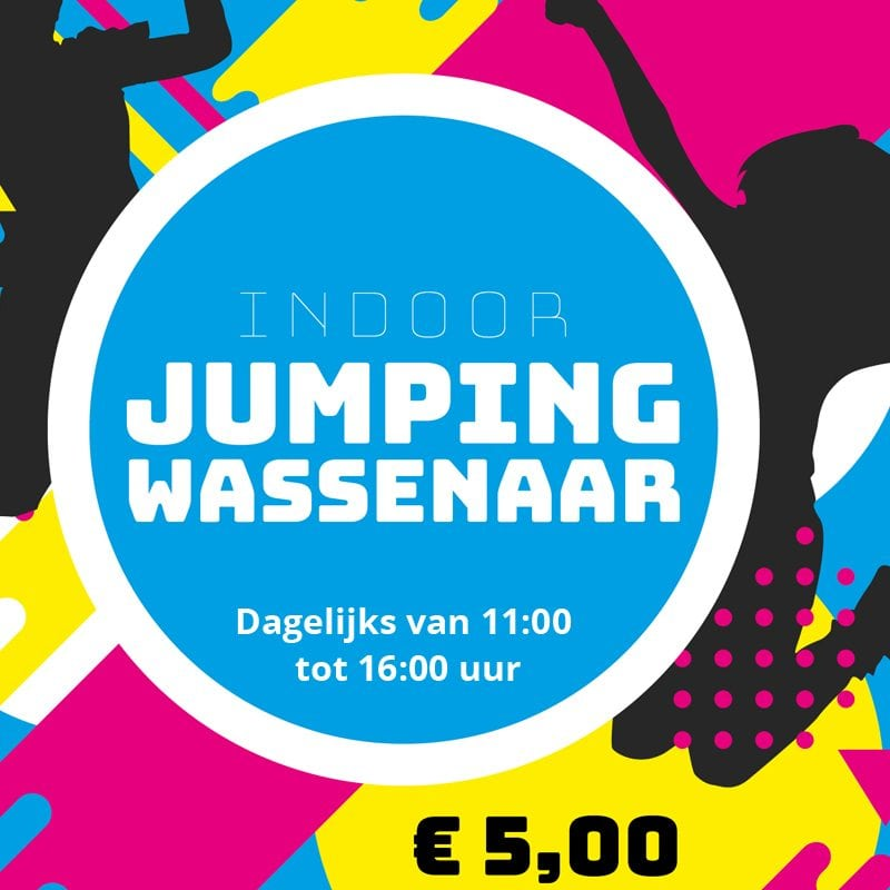 Indoor Jumping Wassenaar