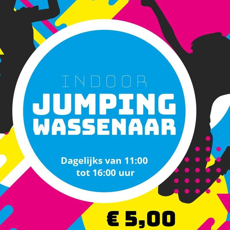 Indoor Jumping Wassenaar
